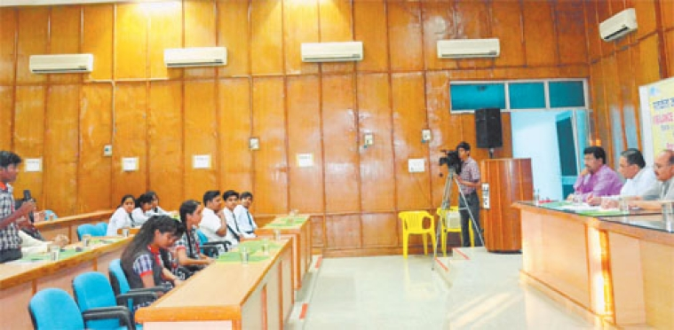 NTPC holds GK competition in Bhopal