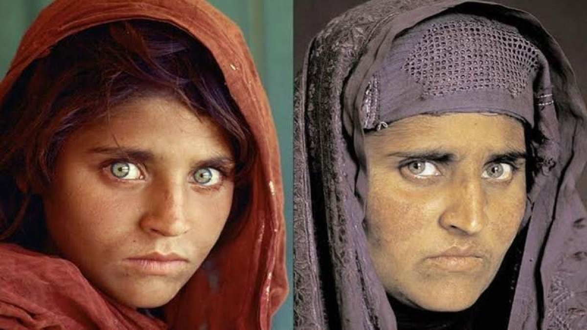 Nat Geo's famed 'Afghan girl' wants to be deported from Pakistan