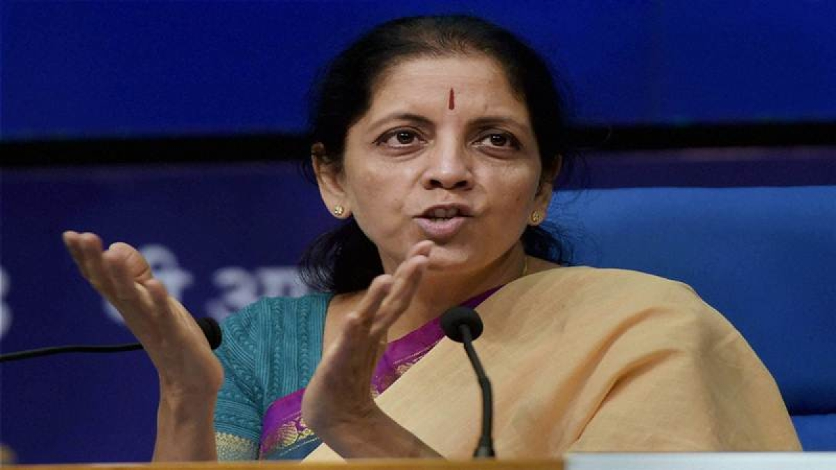 Nirmala signals tax sops for start-ups in the  forthcoming budget