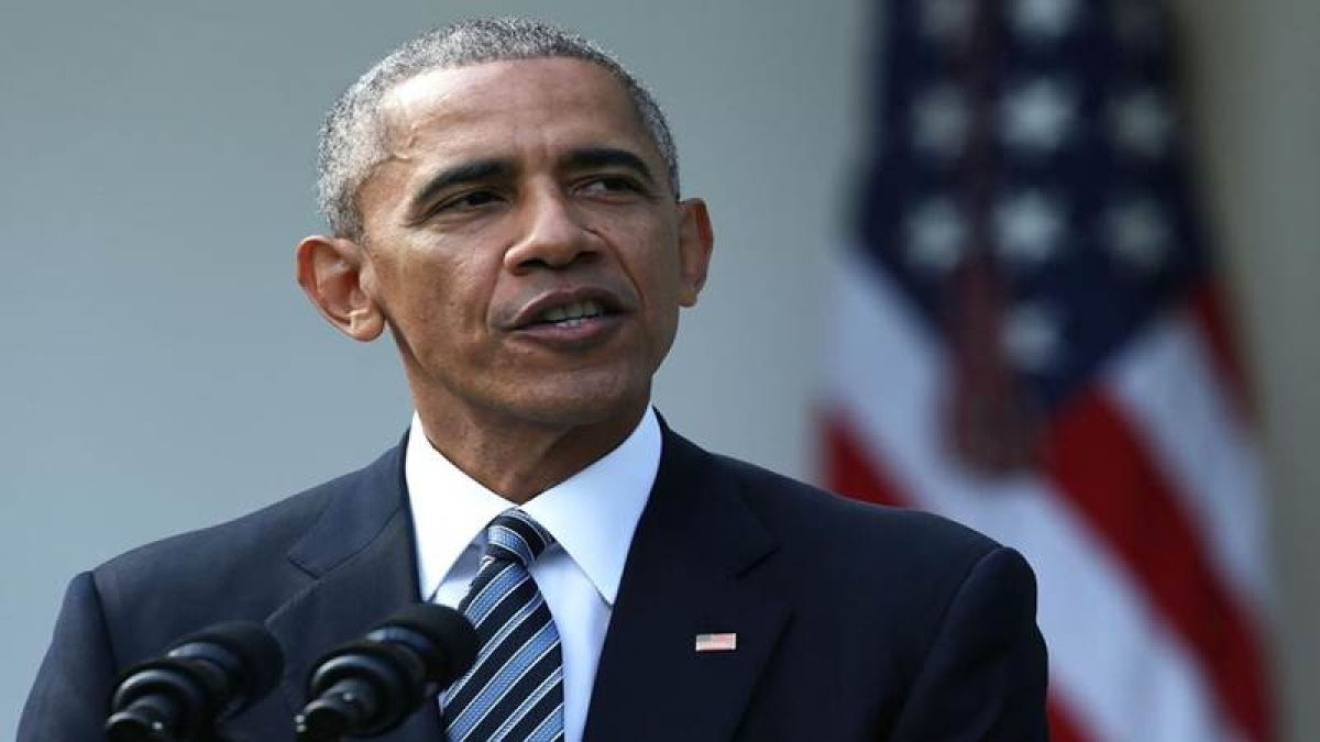 Peaceful transfer of power is one of the hallmarks of our democracy: Obama