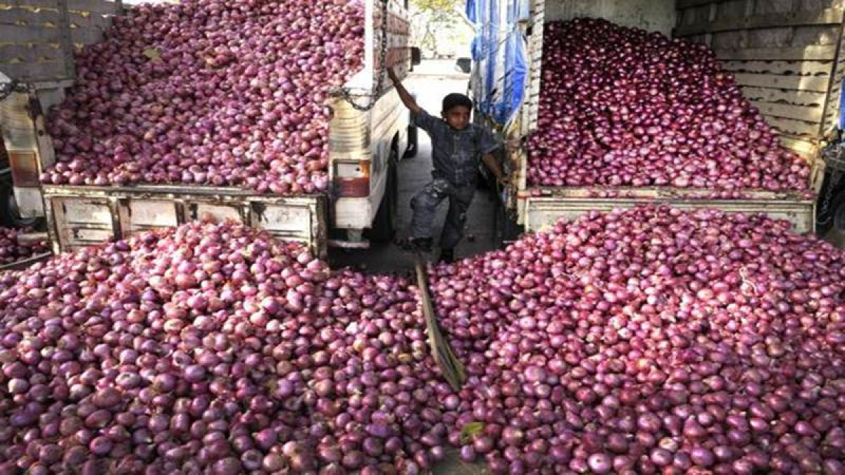 Maharashtra: Opposition demands Rs 500 per quintal on onion in House