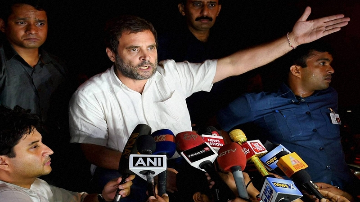 PM Modi lying about OROP, says Rahul Gandhi