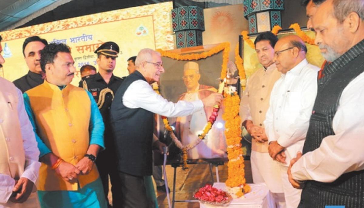 58th Akhil Bharatiya Kalidas Samaroh Inaugurated: Kalidasa's creations are replete with sympathy for human being, sensibility towards nature, says Governor