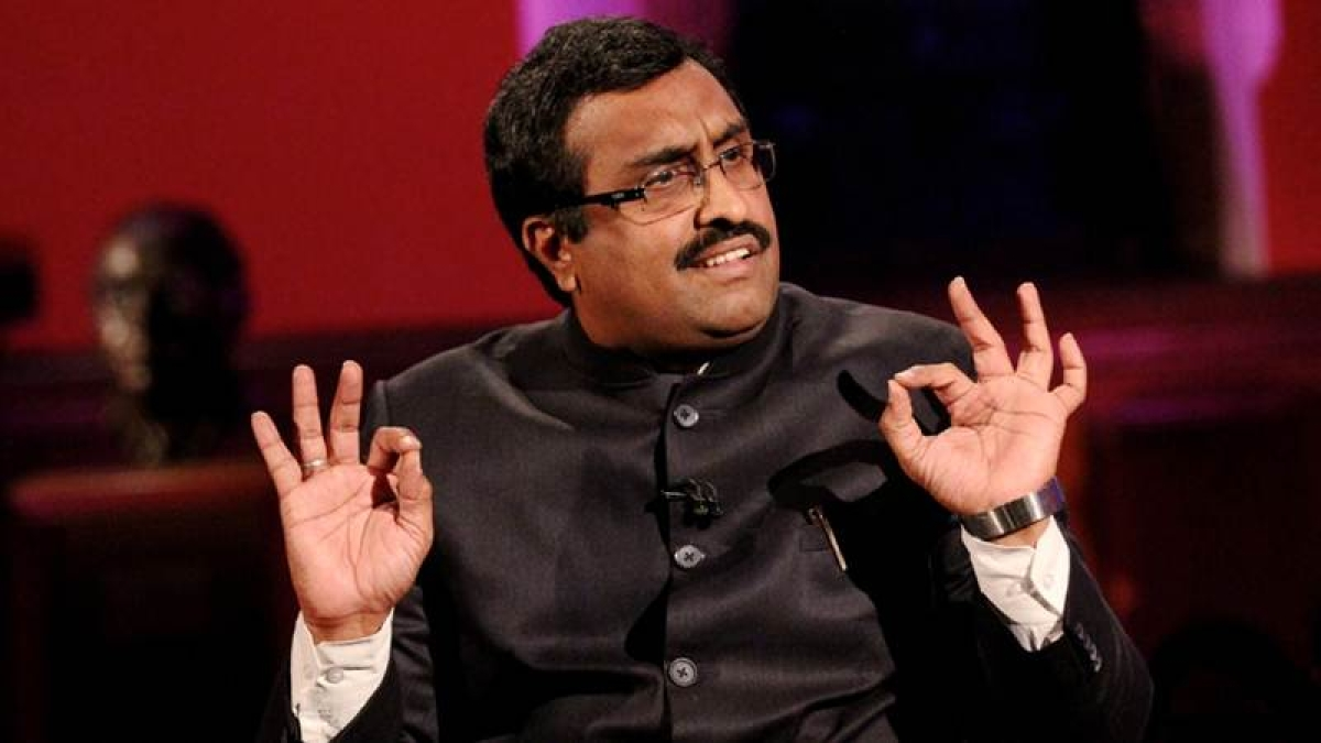 BJP wants J&K to get full statehood again when the time is favourable: Ram Madhav