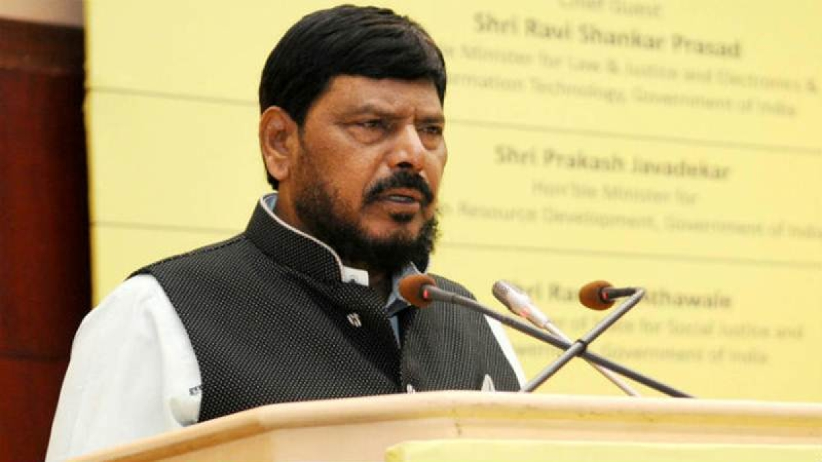 Modi government not opposed to corporates, says Athawale