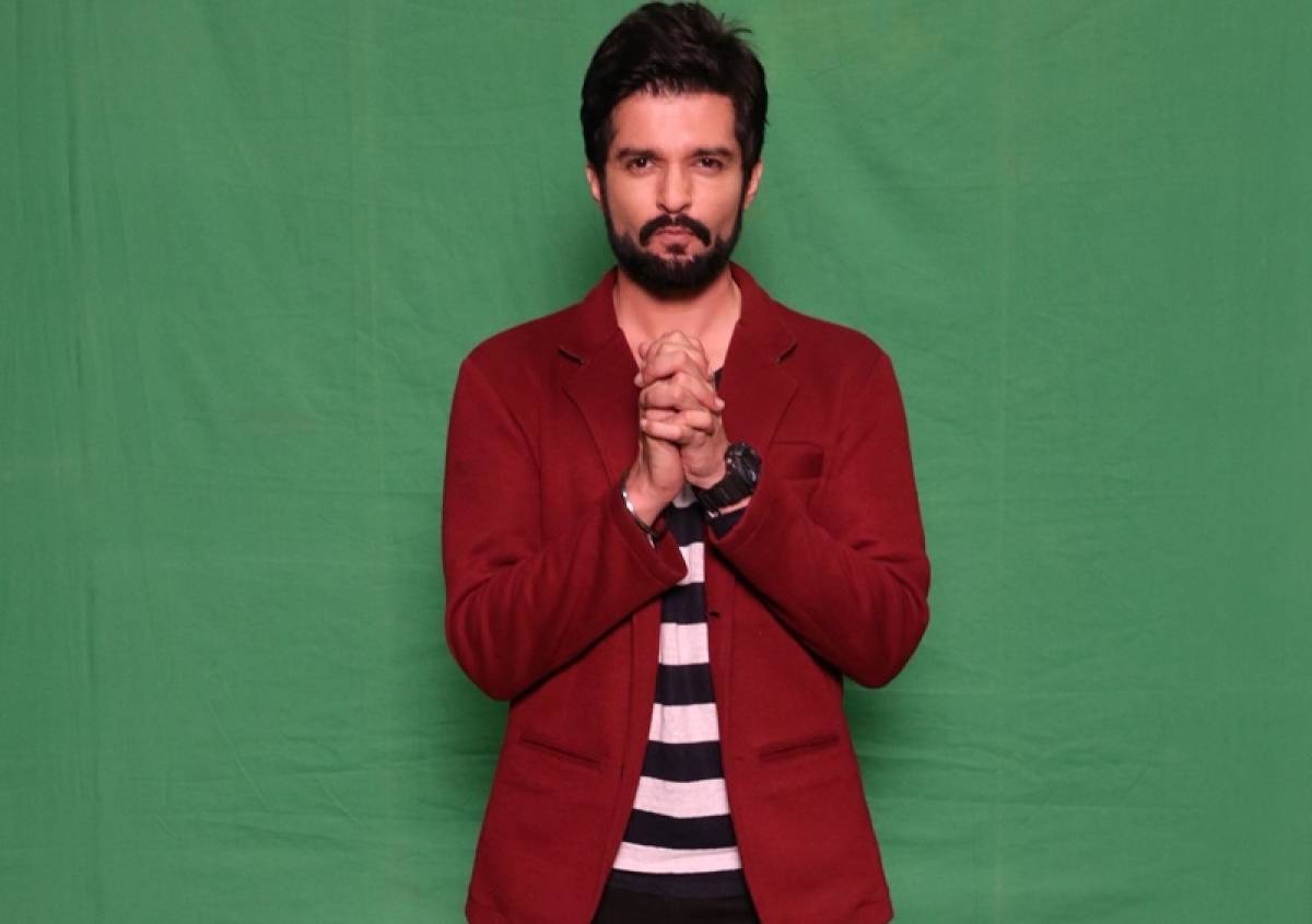 """I feel that comedy is the toughest thing to do"", says Raqesh Bapat"