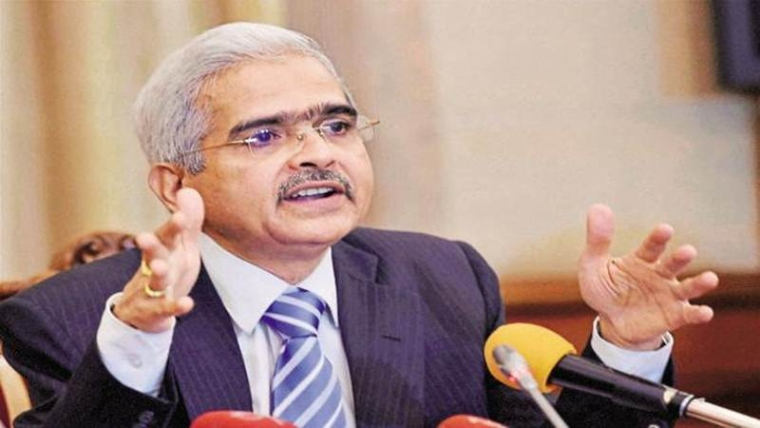 RBI Governor Shaktikanta Das worships at Tirumala temple