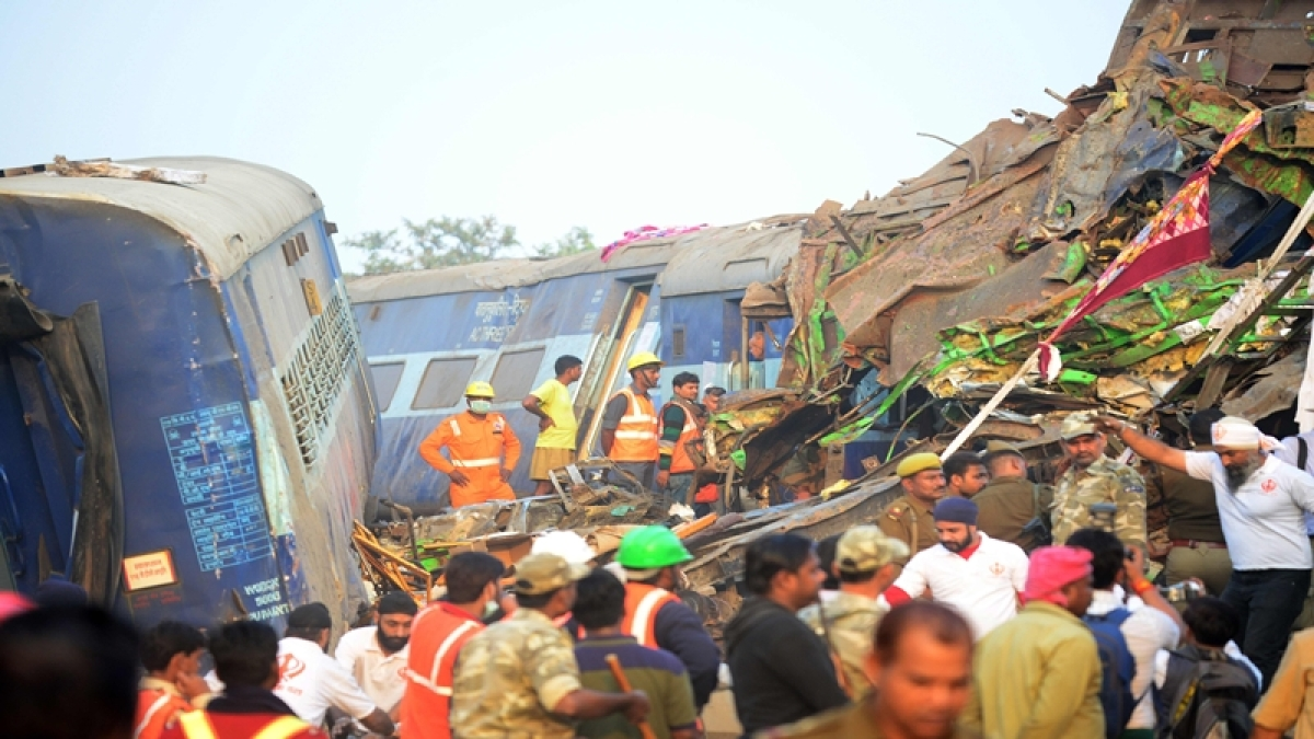 Kanpur Train Accident: 28 from state, 8 from Bhopal killed; 35 in hospitals