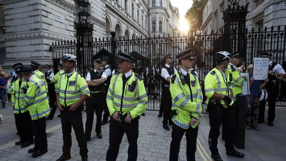 UK police target 7-year-old boy over 'bullet'