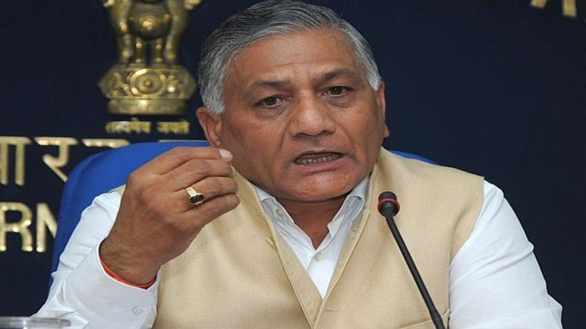 Ex-soldier who committed suicide was a 'Congress worker', says V.K. Singh