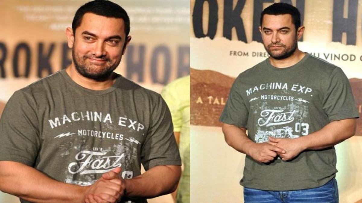 Undergoing dramatic body transformation was a huge task: Aamir Khan