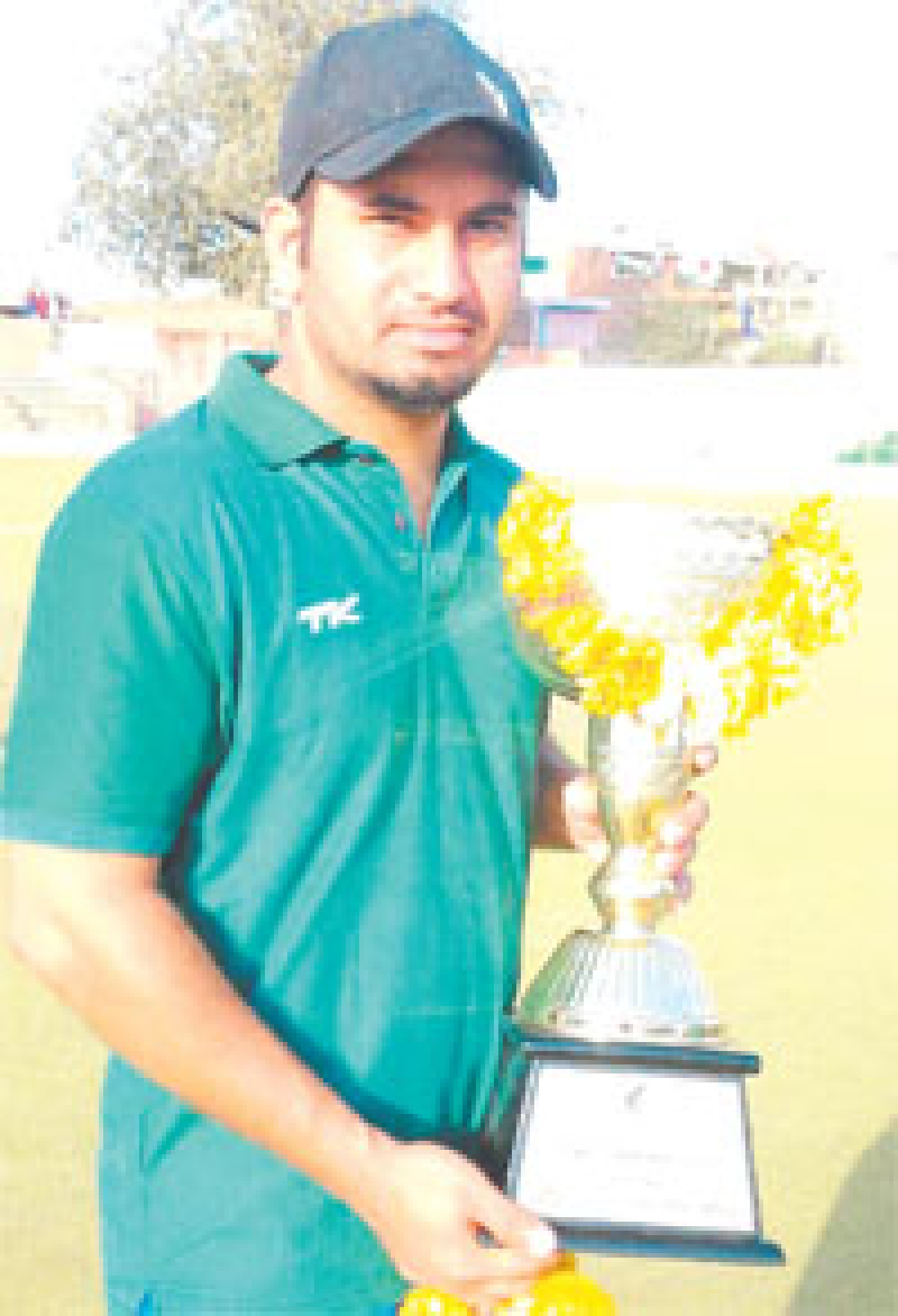 Bhopal: This ace hockey goalkeeper can neither hear nor speak