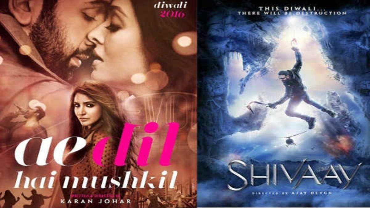 'Ae Dil Hai Mushkil', 'Shivaay' going strong at box office