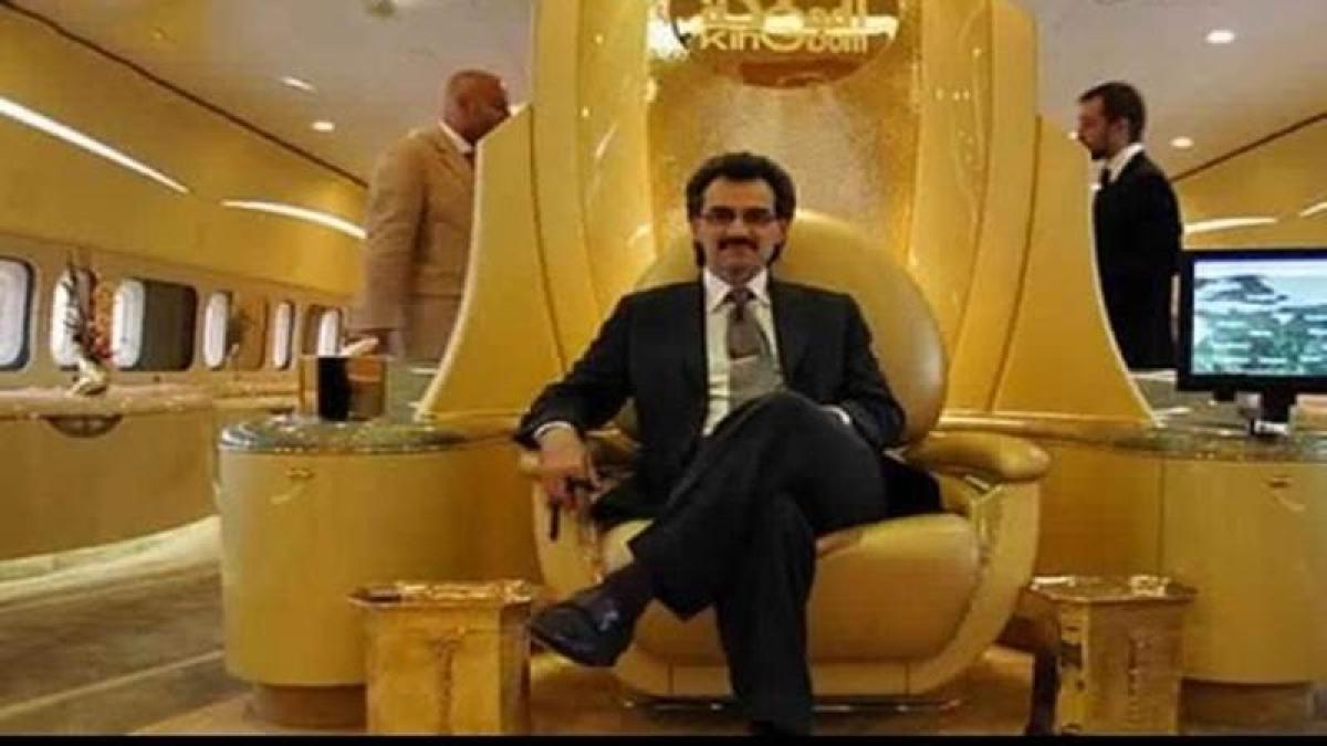 Saudi billionaire who slammed Trump sends 'best wishes'
