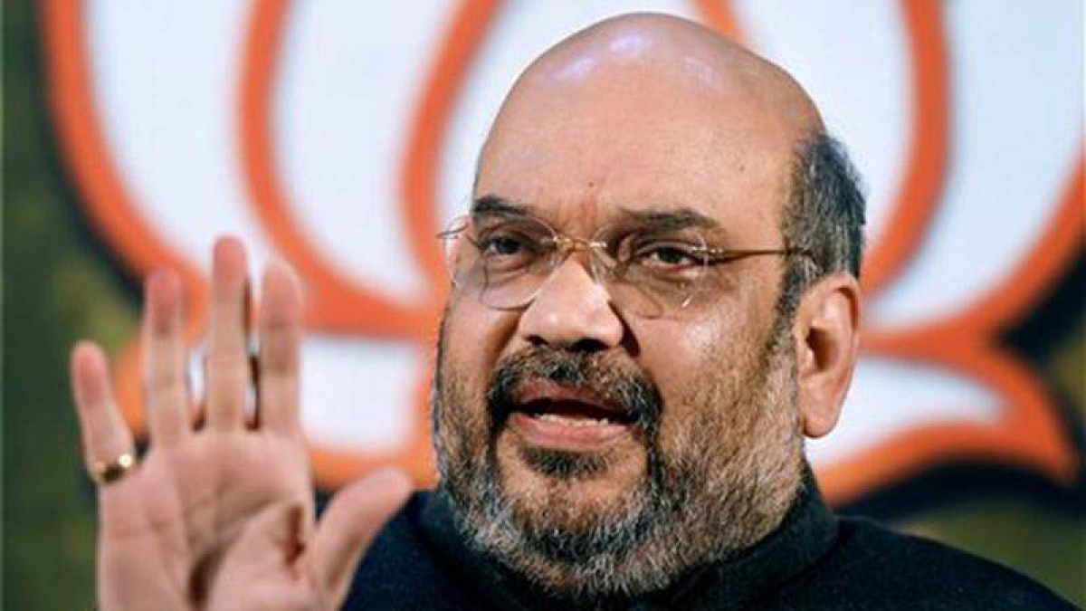 Demonetisation: Amit Shah hits out at opposition