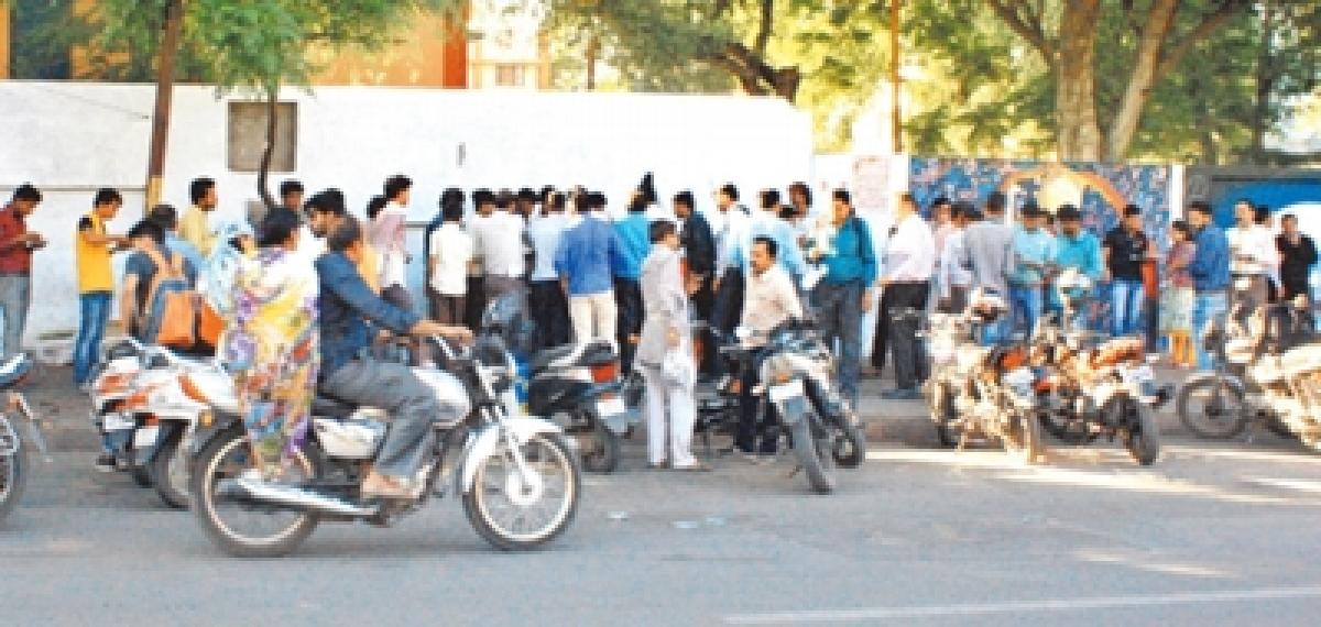 Indore: Immolation bid by cotton broker near Regal Square