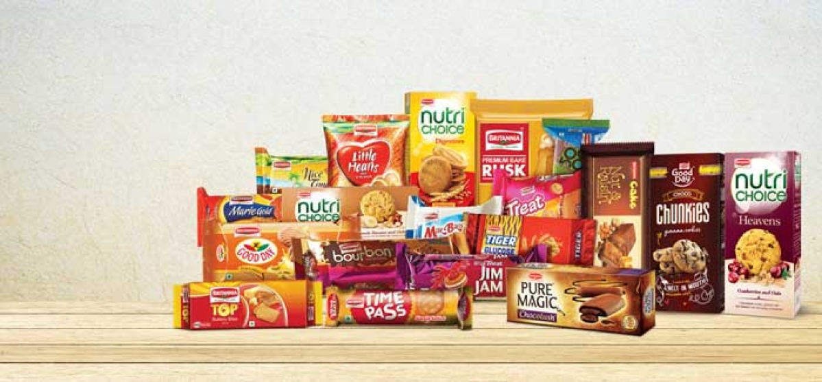 Britannia Industries Q1 profit jumps over two fold to Rs 542.68 crore
