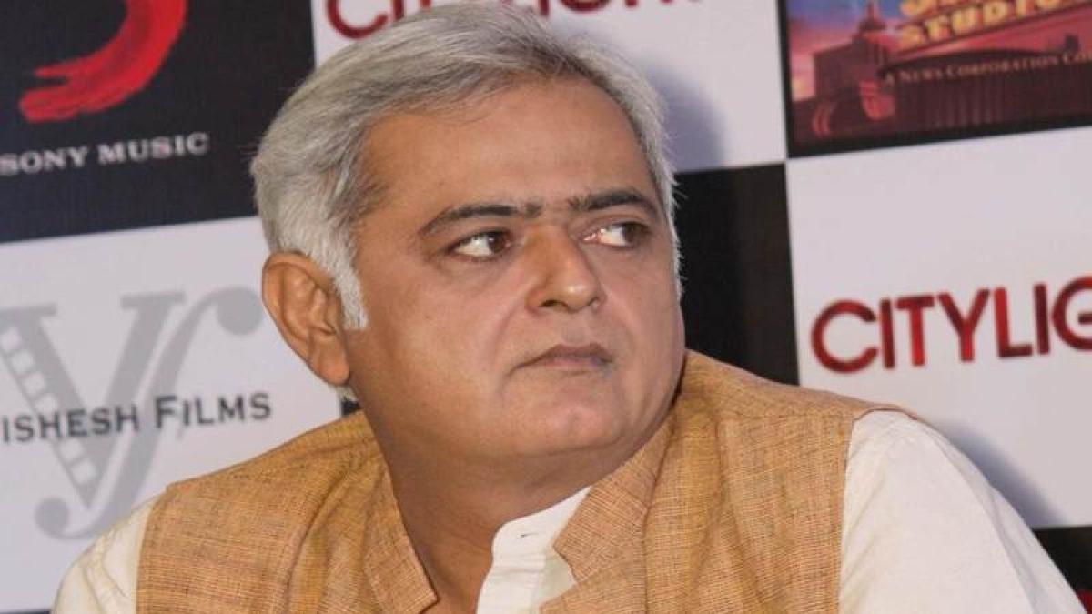 Director owns the failure, actors own the success: Hansal Mehta