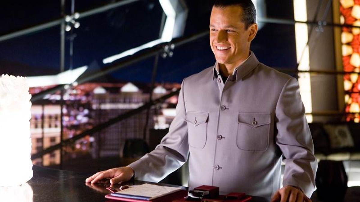 Matt Damon has cameo in Ocean's Eight
