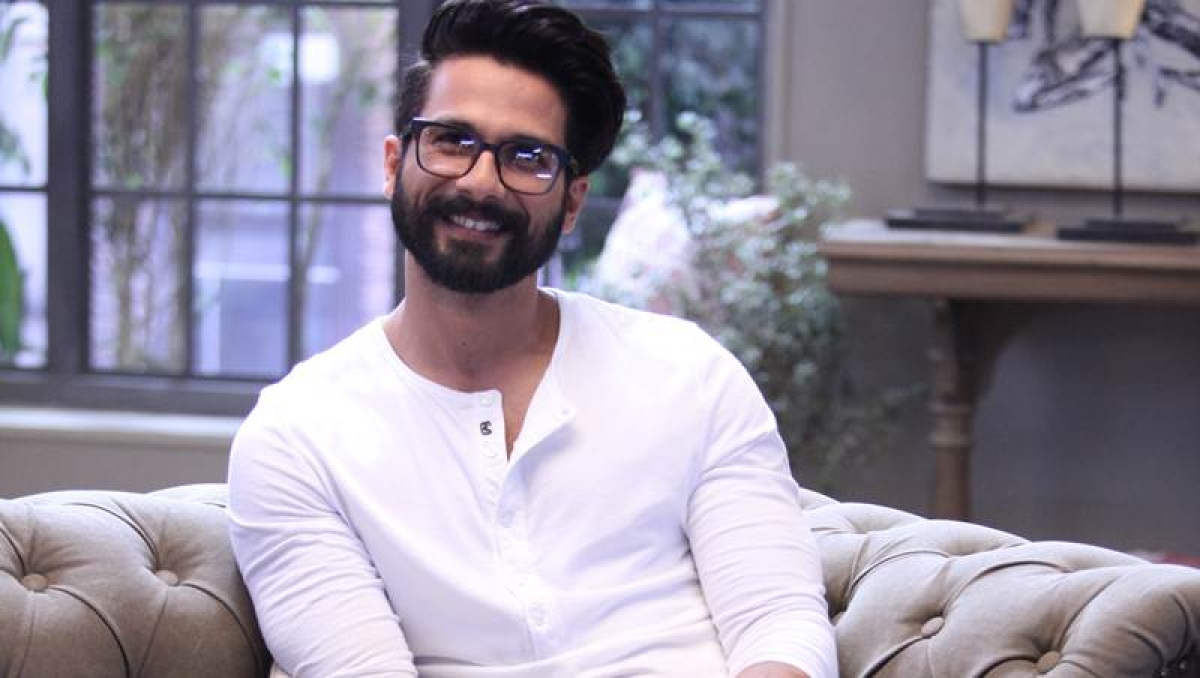 Shahid Kapoor's friends didn't like to eat at his place