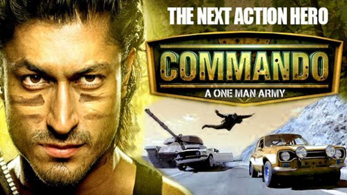 Vidyut Jamwal starrer 'Commando 2' has a Modi-connect