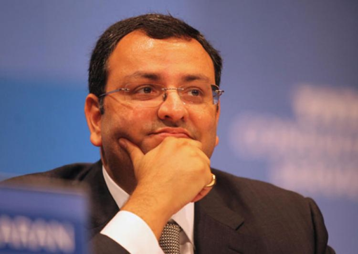 Mistry was removed from Tata Sons without any intimation: Investment firms to NCLAT