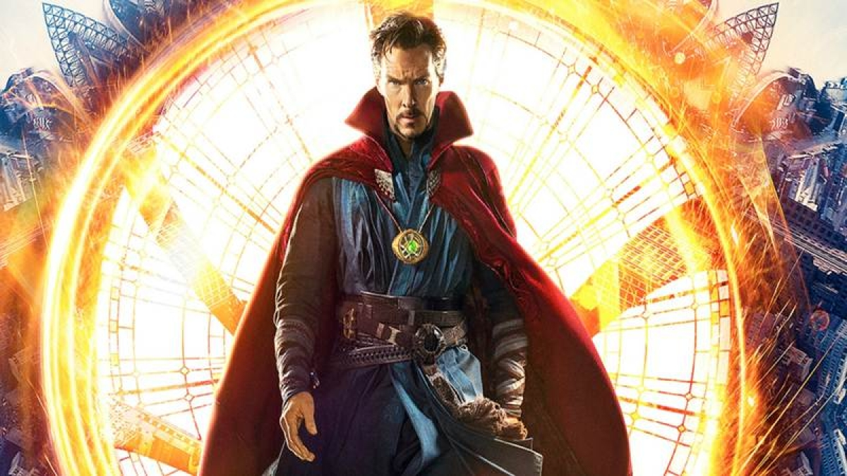 Dr Strange: spectacular tale of science and spirituality