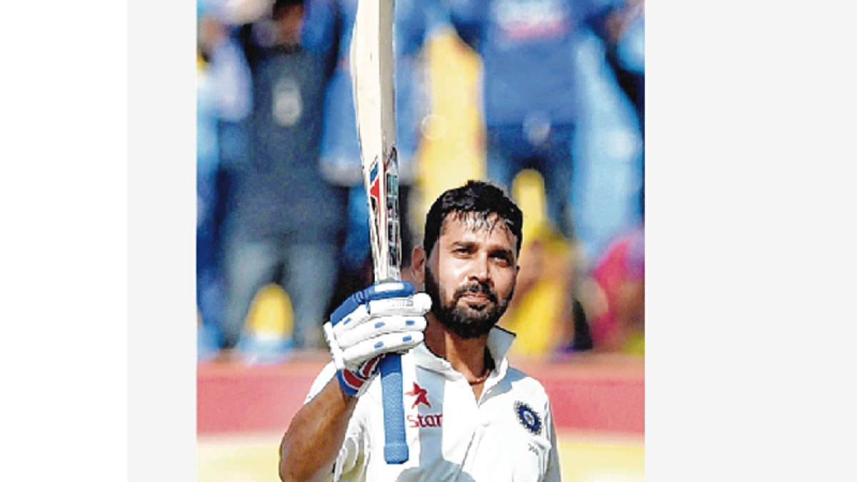 There's a lot of assistance for spinners now, says Murali Vijay