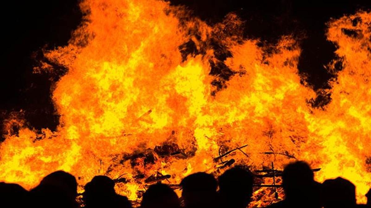 42 fire incidents in Mumbai during Diwali festivities