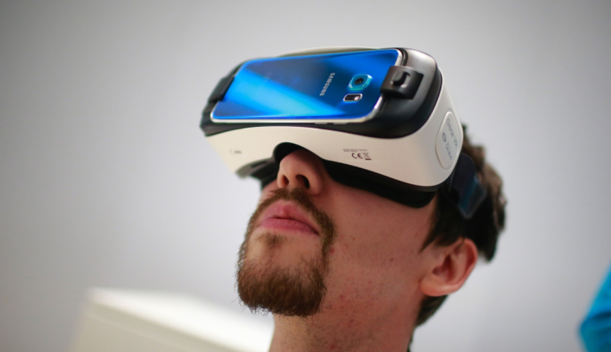 Virtual reality can alter your taste