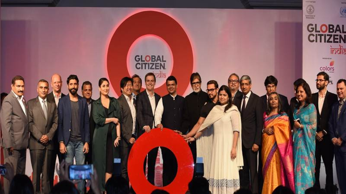 Global citizen campaign: Top leaders to contribute Rs 40,500 crore to end poverty