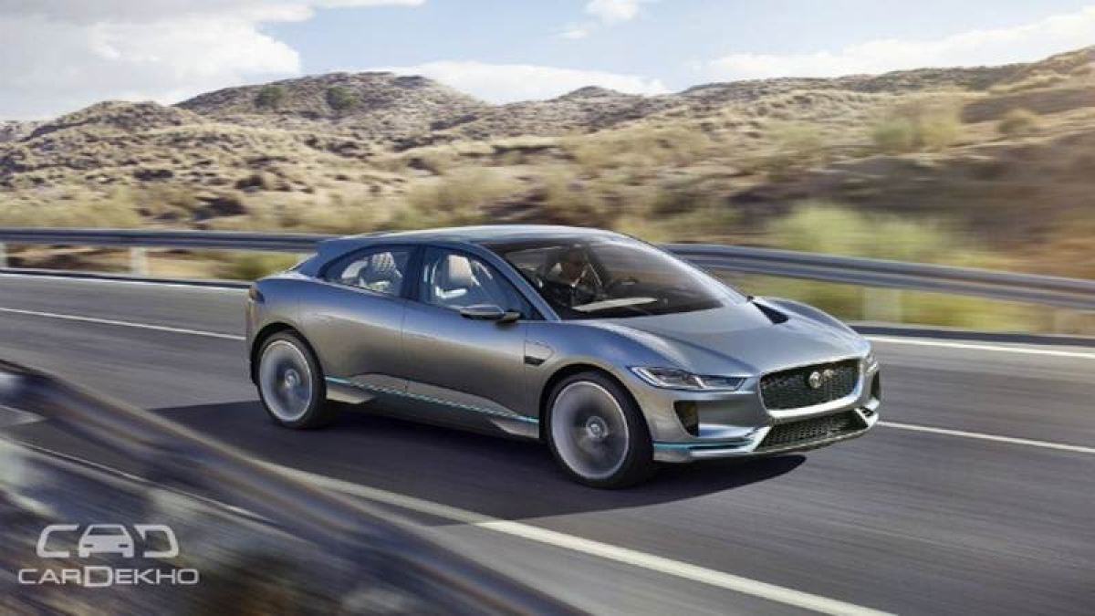 Half of all new Jaguars to be electric by 2020
