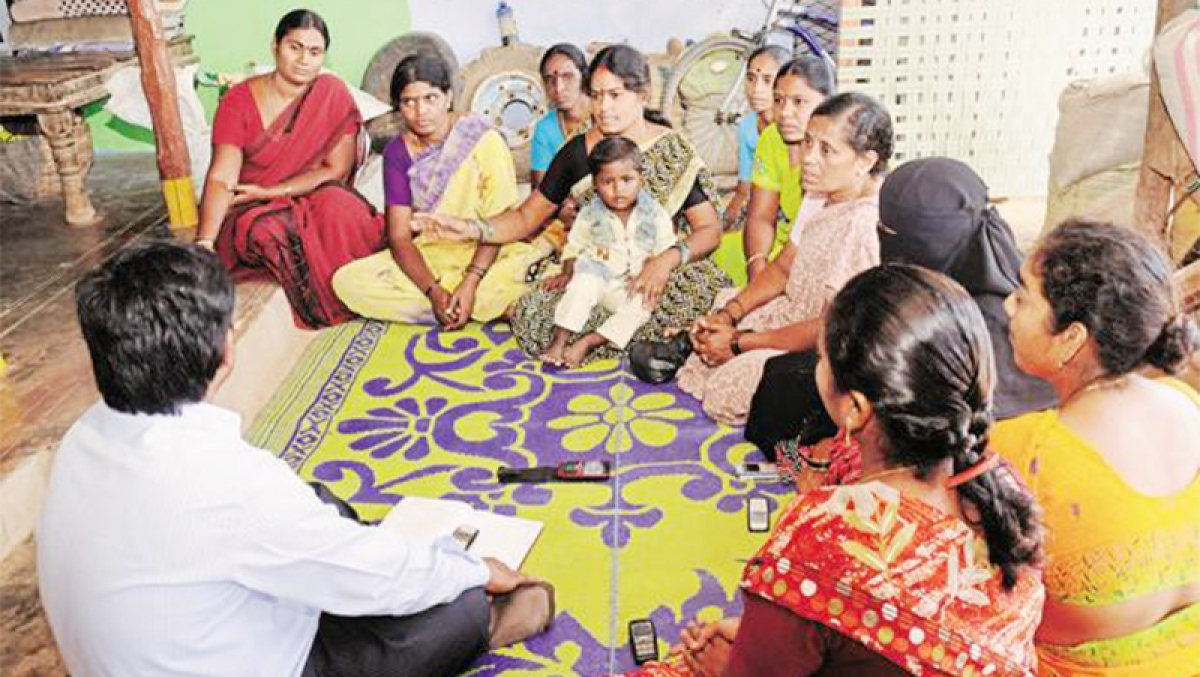 Demonetisation a double whammy for microfinance sector