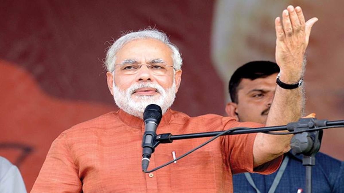 Poor man's money safe, but will not spare the corrupt, says Modi on demonetisation