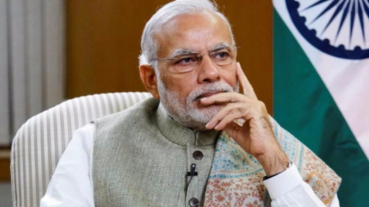 Haryanvis should take pledge to protect girl child: Narendra Modi