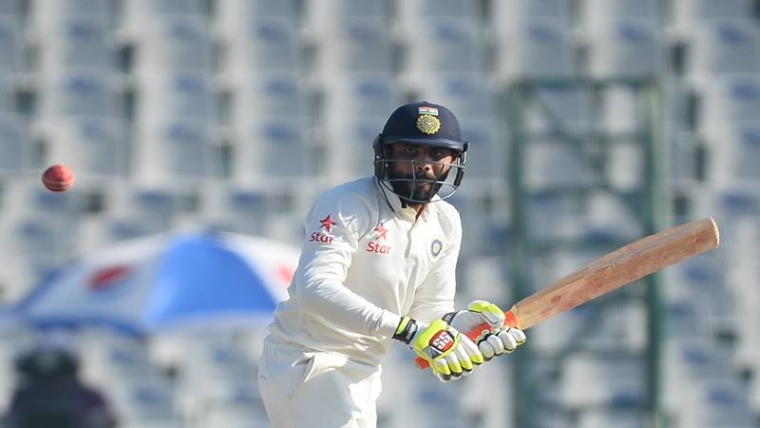 It was special, says Jadeja after scoring first international century