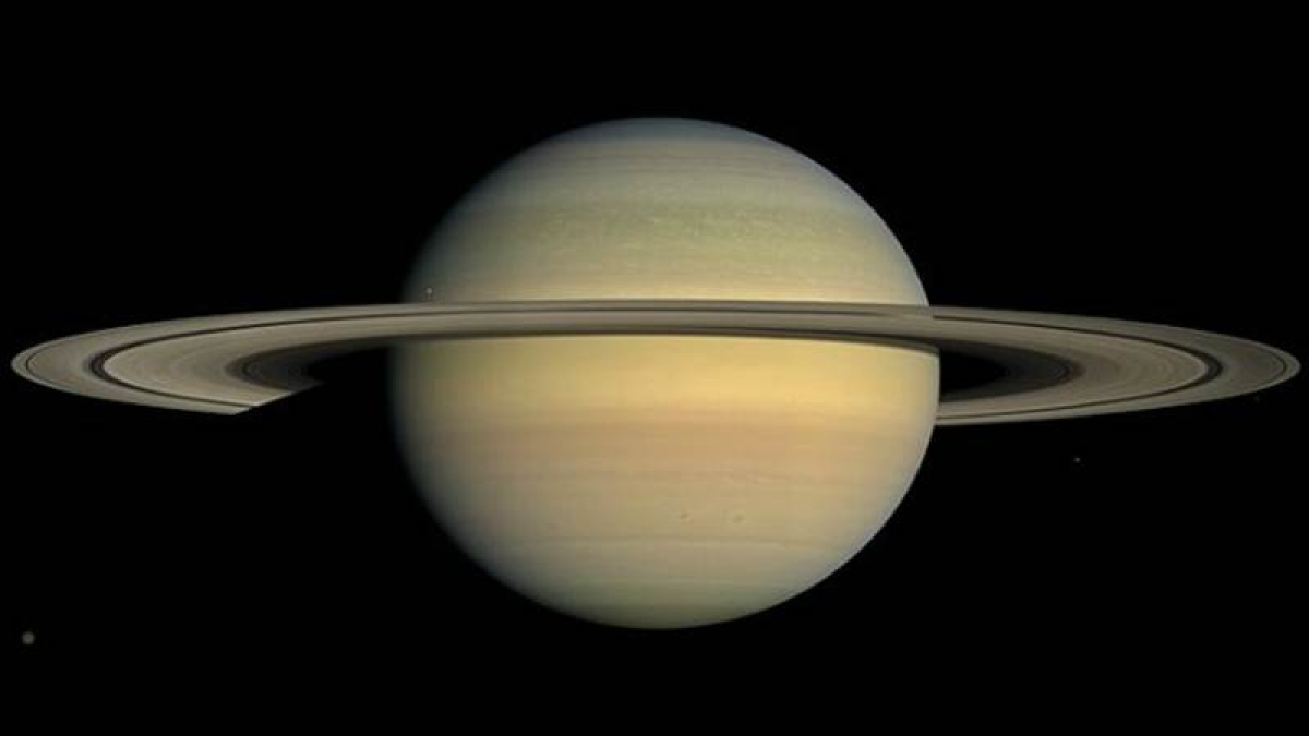 Mystery behind birth of Saturn's rings solved