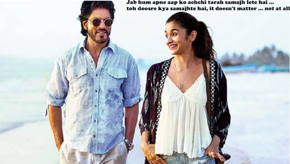 10 life hack dialogues from Dear Zindagi which will make your life easier