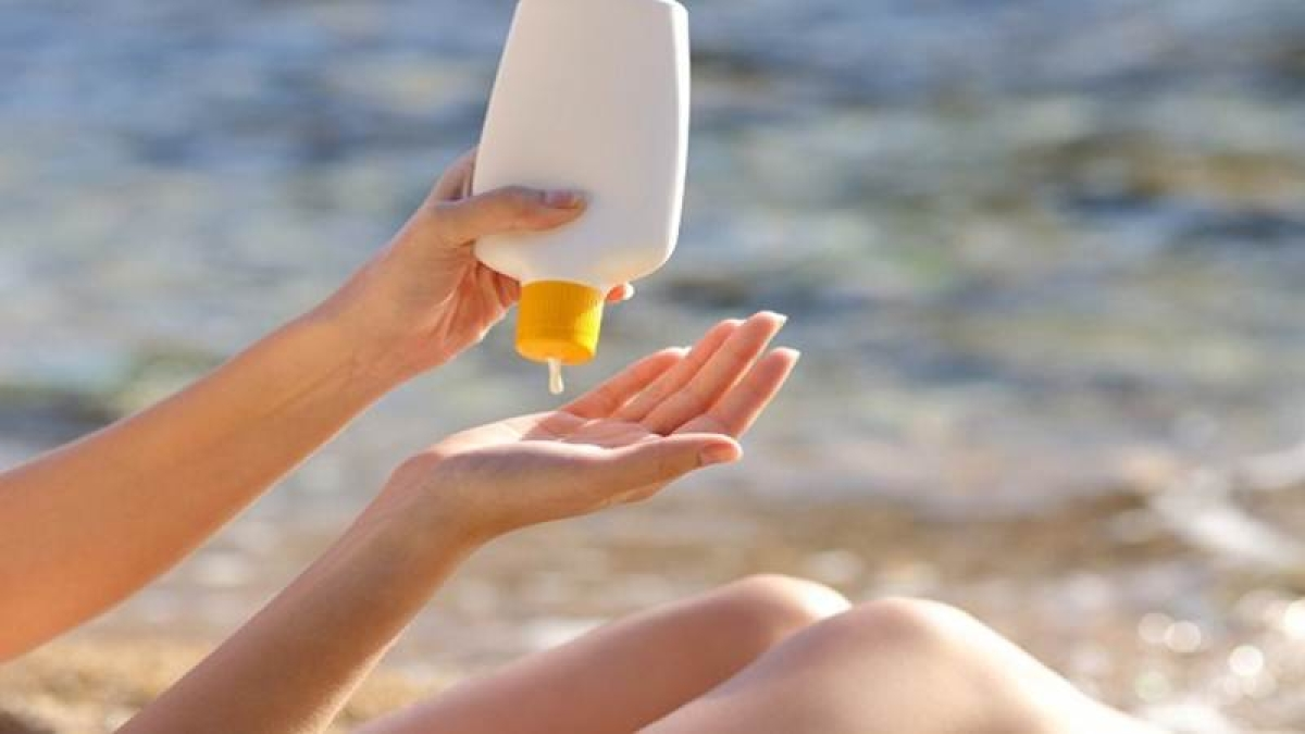'Colour-changing sunscreen patch may protect from sunburns'