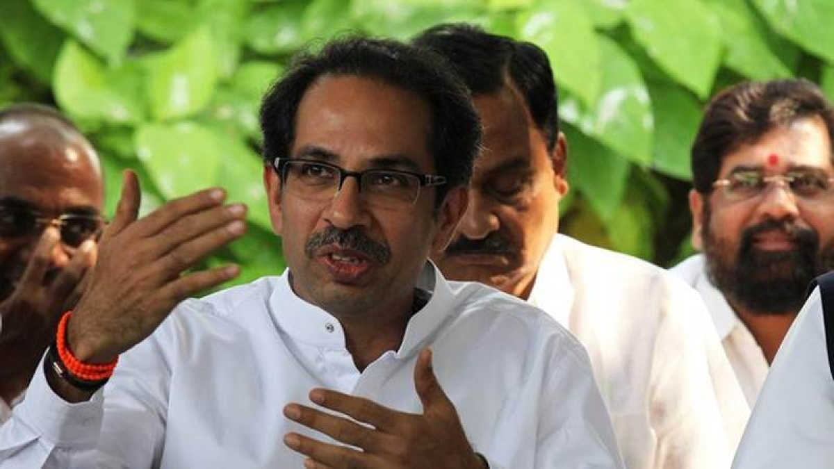 Mumbai Civic polls: Uddhav Thackeray meets Akhil Bharatiya Sena candidate Geeta Gawli at Matoshree