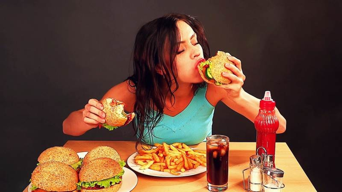 High-fat diet bad for both men and women