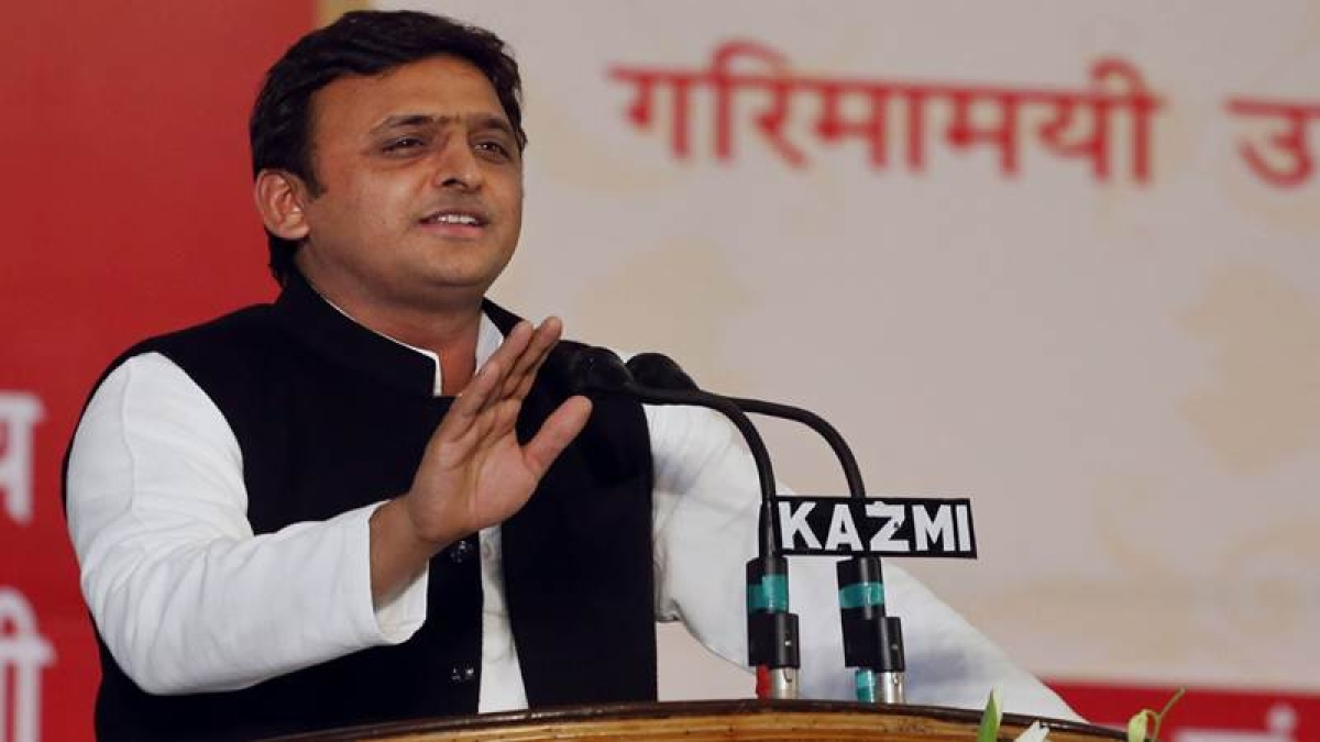 People who break up society should break up economic package: Akhilesh Yadav's unique idea