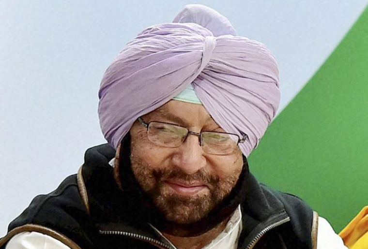 Anyone not happy with Harpreet Sidhu's re-appointment as STF chief can seek deputation with Centre: Captain Amarinder Singh