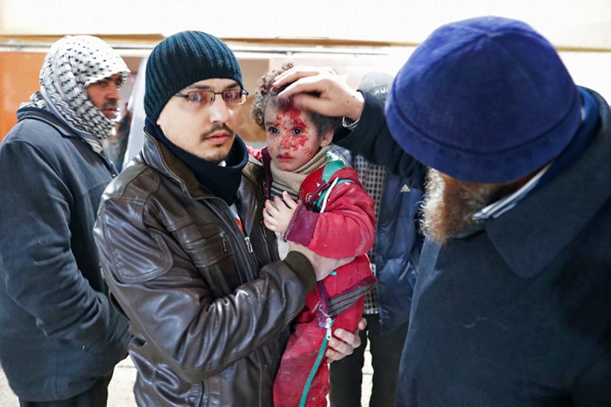 Syrian regime, rebels have signed truce deal, says Putin