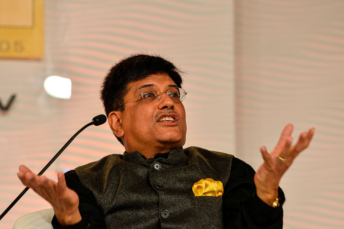 Power generation to pick up by early October, says Piyush Goyal