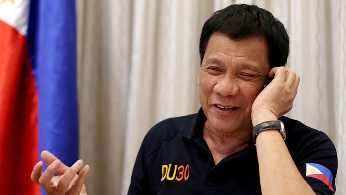 President Rodrigo Duterte hurt in motorcycle accident