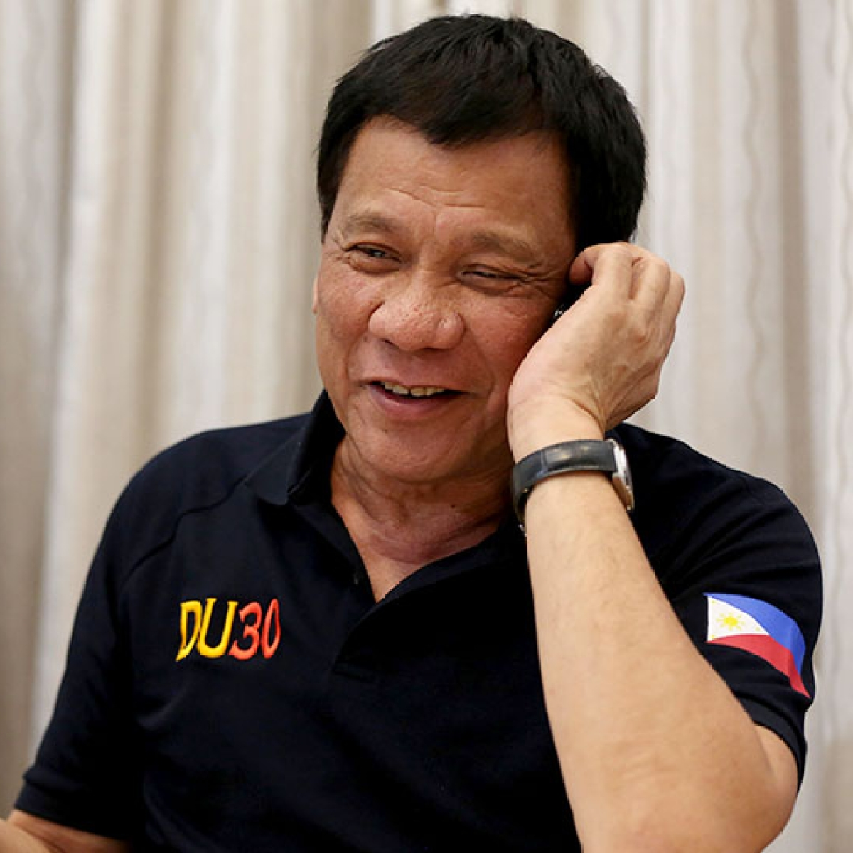 President Rodrigo Duterte hurt in motorcycle accident