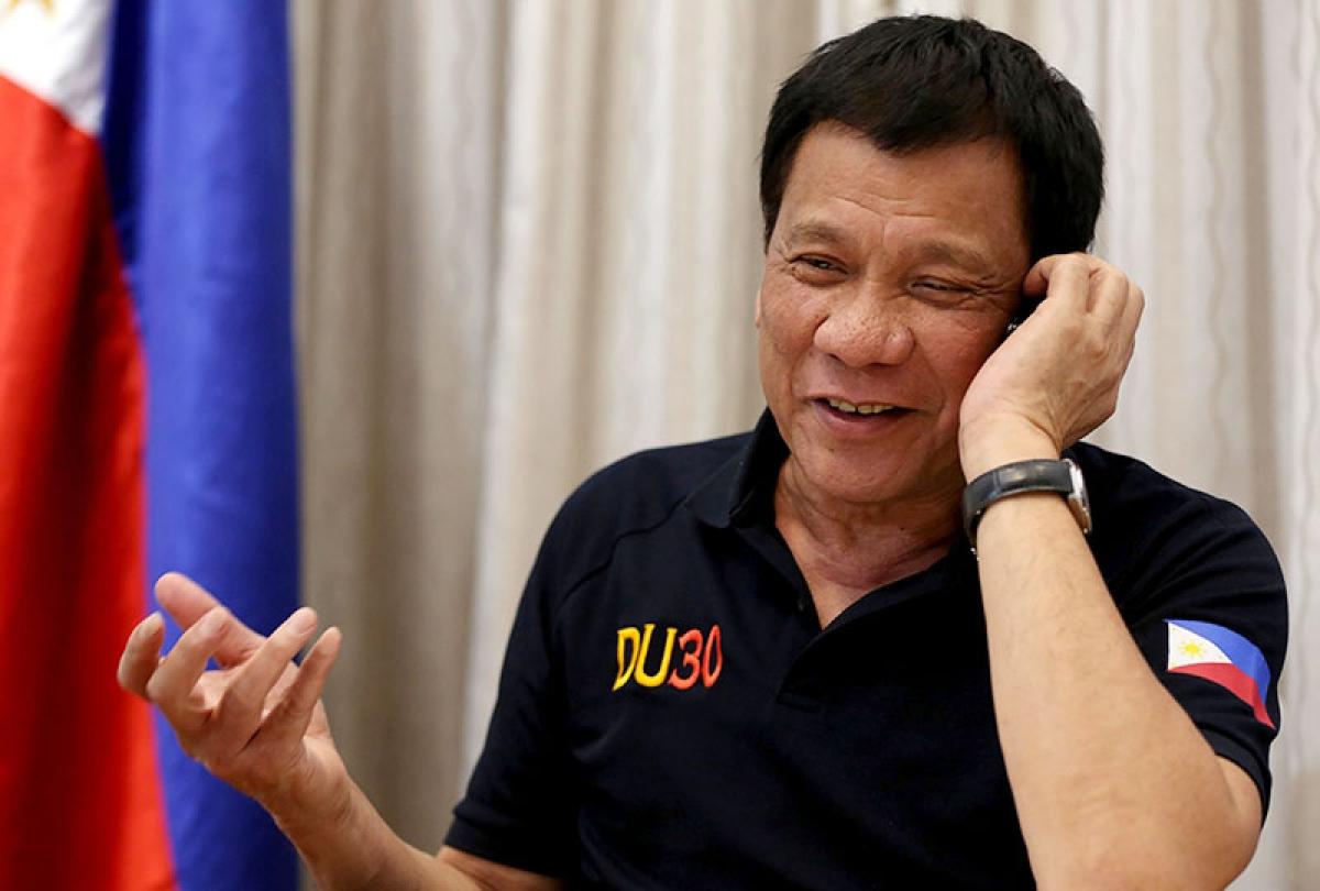 Don invites Duterte to US