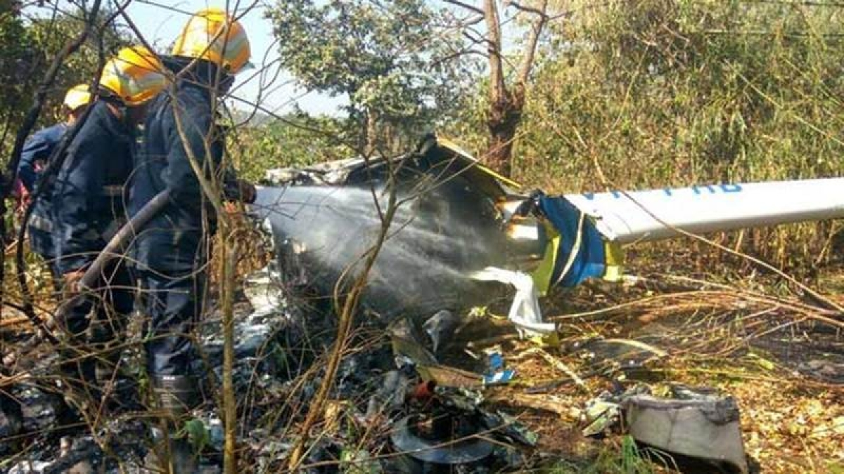 Mumbai: Helicopter crash victim shifted to burns centre