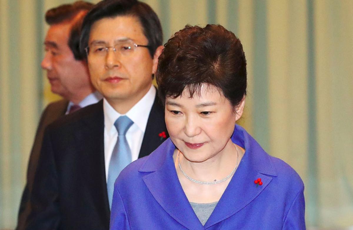 South Korean parl votes to impeach Prez